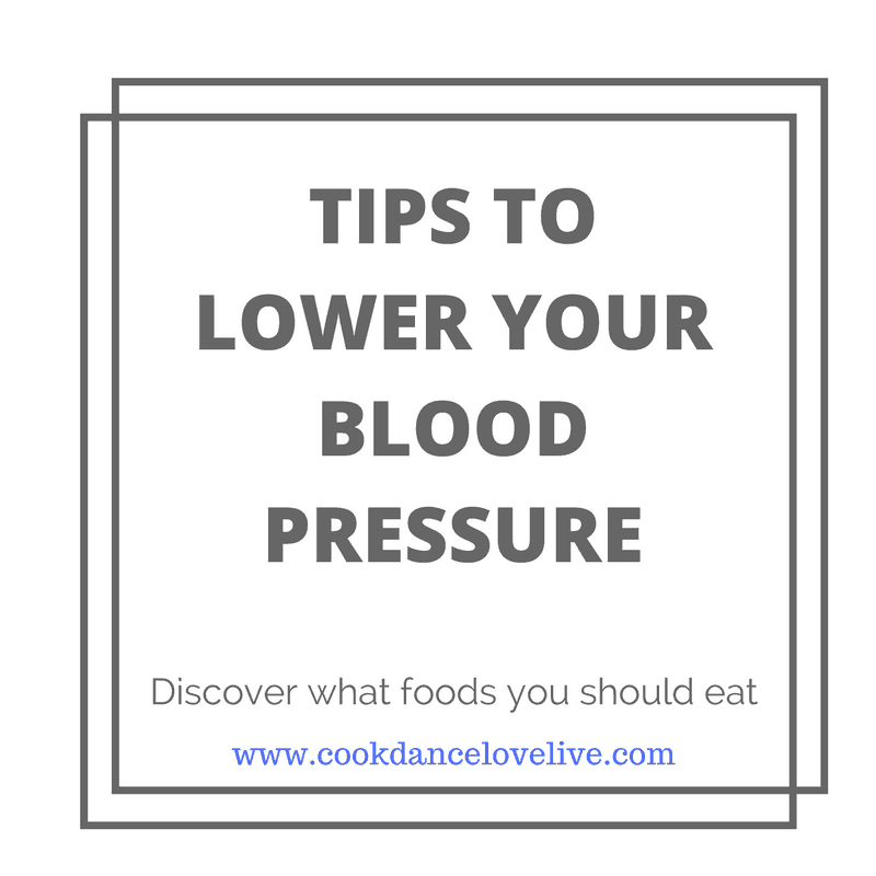 Regulate your blood pressure